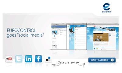 EUROCONTROL social media