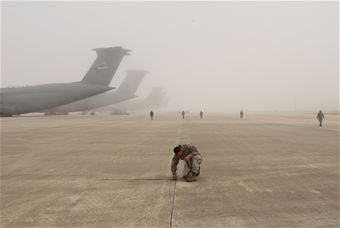 fod walk in the fog