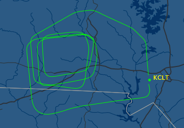 Flight path image